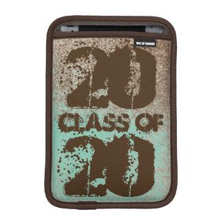 Estilo del chapoteo de Brown del amante del fango Funda De iPad Mini