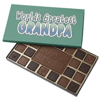 Estilo del chocolate del abuelo: Surtido de 45 Caja De Bombones Variados Con 45 Piezas