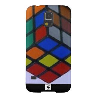Estilo del cubo: Galaxia S5 de Samsung de la Funda Galaxy S5