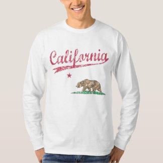 Estilo del deporte de California Poleras
