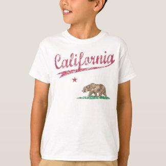 Estilo del deporte de California Remera