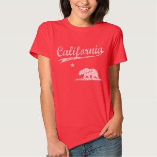 Estilo del deporte de California Remeras