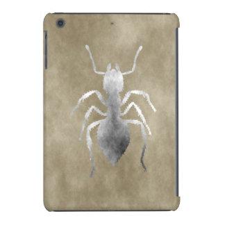 Estilo del Grunge de la hormiga Funda De iPad Mini