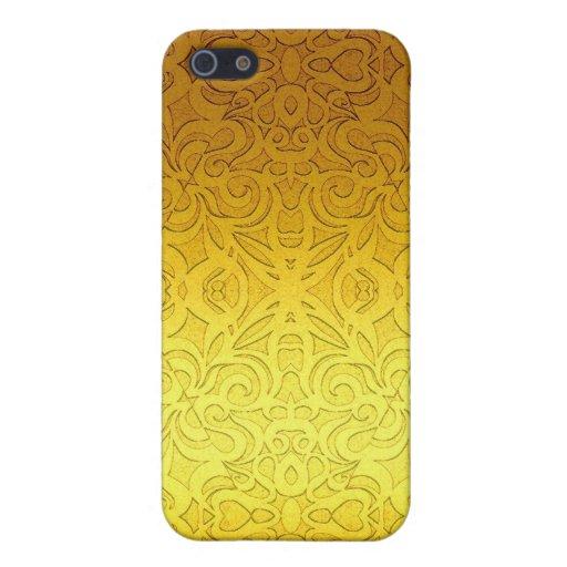 estilo del indio del caso del iPhone 5 iPhone 5 Coberturas