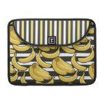 estilo del plátano funda para macbooks