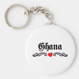 Estilo del tatuaje de Mauritania Llavero Personalizado