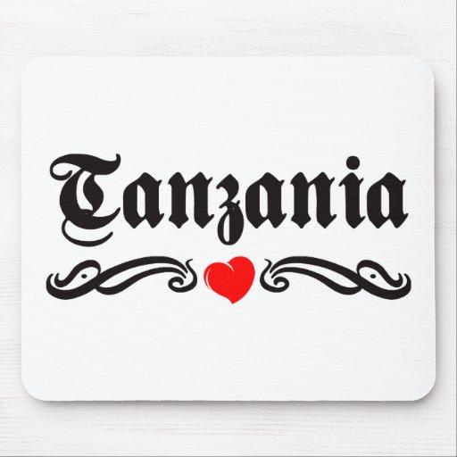 Estilo del tatuaje de Tonga Tapete De Ratones