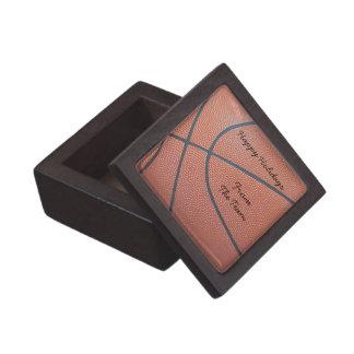 Estilo del texture_Autograph de Spirit_Basketball Cajas De Regalo De Calidad