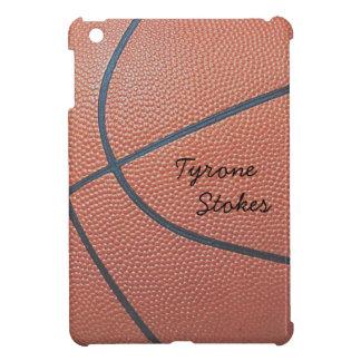 Estilo del texture_Autograph de Spirit_Basketball  iPad Mini Protector