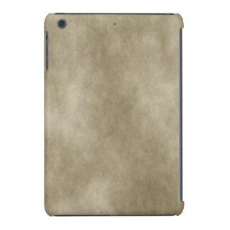 Estilo envejecido fundas de iPad mini retina