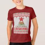 Estilo feo del suéter del navidad de la república