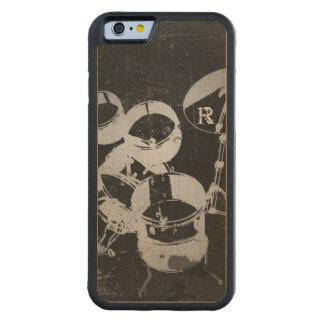 Estilo fresco determinado del Grunge del Funda De iPhone 6 Bumper Arce