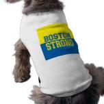 Estilo gráfico fuerte de Boston Playera Sin Mangas Para Perro