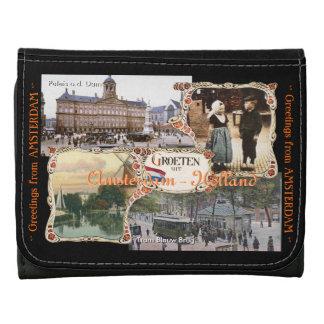 Estilo Holanda Amsterdam vieja del vintage
