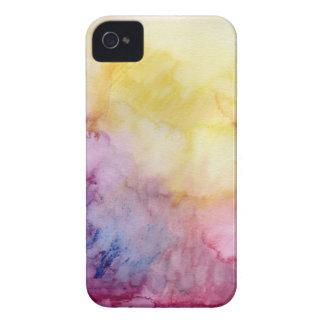 Estilo impresionista (caso de la cubierta del carcasa para iPhone 4