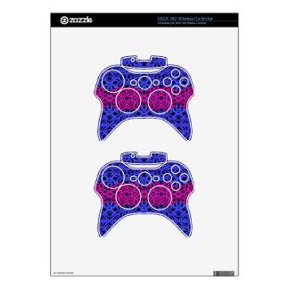 Estilo inalámbrico del indio del regulador de XBOX Mando Xbox 360 Skins