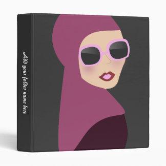 """Estilo islámico de la señora del hijab del muslima carpeta 1"""""""