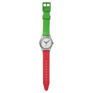 Estilo italiano reloj