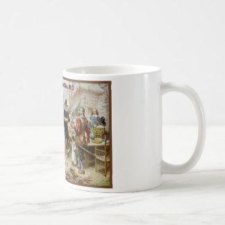 ESTILO JUDÍO DE THANSGIVUKKAH DEL PEREGRINO FELIZ  TAZAS DE CAFÉ