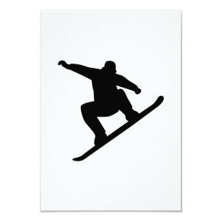 Estilo libre de la snowboard comunicados personalizados