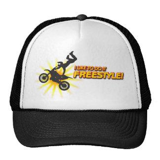 Estilo libre gorras