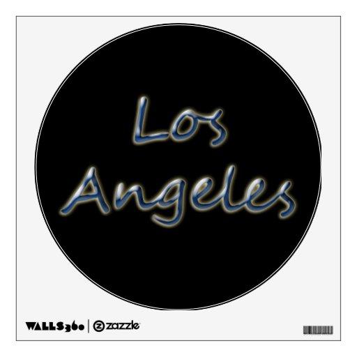 Estilo Los Ángeles de la playa - en negro