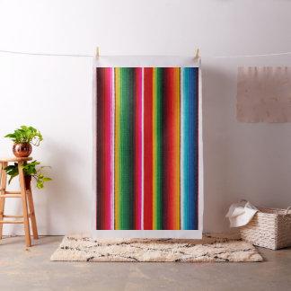 estilo mexicano colorido telas