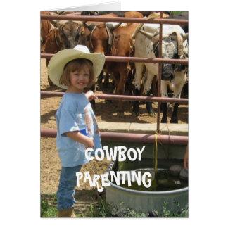 Estilo occidental de la autodefensa - Parenting de Tarjeton