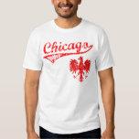 Estilo polaco del béisbol de Chicago Remera