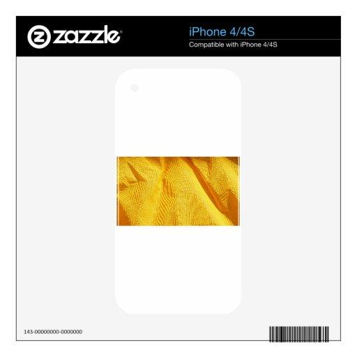 estilo real Fa de los desperdicios de la antigüeda iPhone 4S Skin