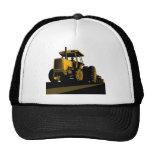 estilo retro del tractor de granja del vintage gorro de camionero