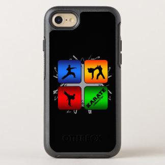 Estilo urbano del karate asombroso funda OtterBox symmetry para iPhone 7
