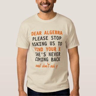 Estimada Algebra Shirt Polera