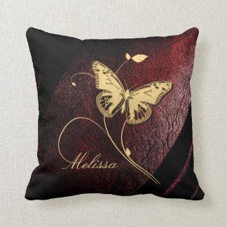 Estimada Butterfly ID199 Cojín Decorativo