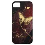 Estimada Butterfly iPhone 5 Case-Mate Coberturas