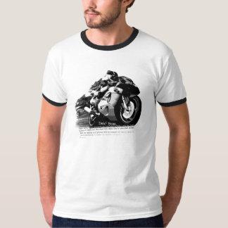 Estimada camiseta de Boss - Sportbike Playera