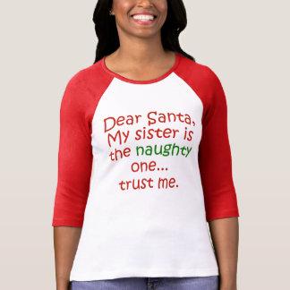 Estimada hermana traviesa de Santa Remeras