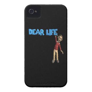 Estimada Life iPhone 4 Case-Mate Protectores