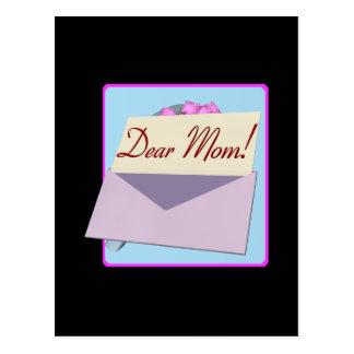 Estimada mamá postales