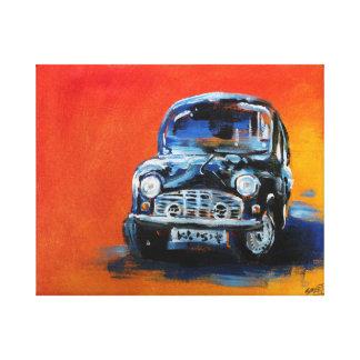 Estimada pintura de Morris Lona Estirada Galerías