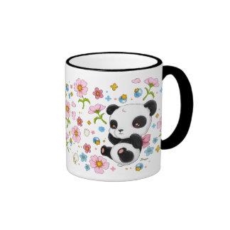 Estimada taza de la panda