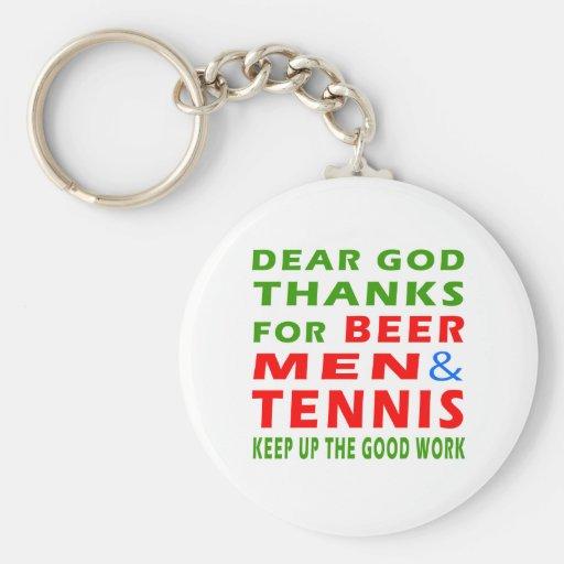 Estimadas gracias de dios por hombres y tenis de l llaveros