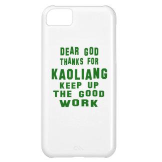 Estimadas gracias de dios por Kaoliang. Funda Para iPhone 5C