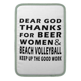 Estimadas gracias de dios por las mujeres y la pla fundas para macbook air