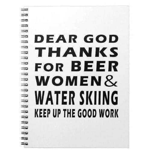 Estimadas gracias de dios por mujeres de la cervez libros de apuntes