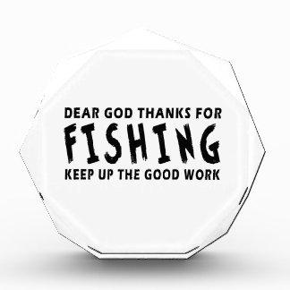Estimadas gracias de dios por pescar