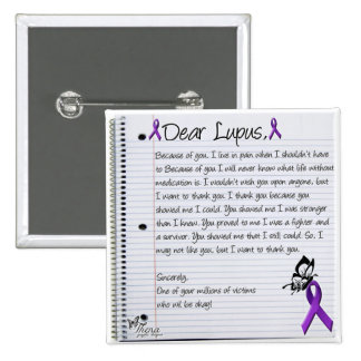 Estimado Lupus. Pins
