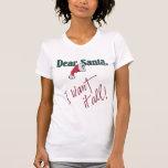Estimado Santa Camisetas