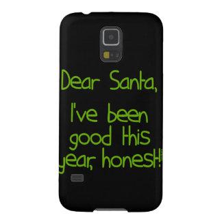 """'Estimado Santa… """" Funda Galaxy S5"""