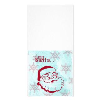 Estimado Santa ..... Tarjetas Con Fotos Personalizadas